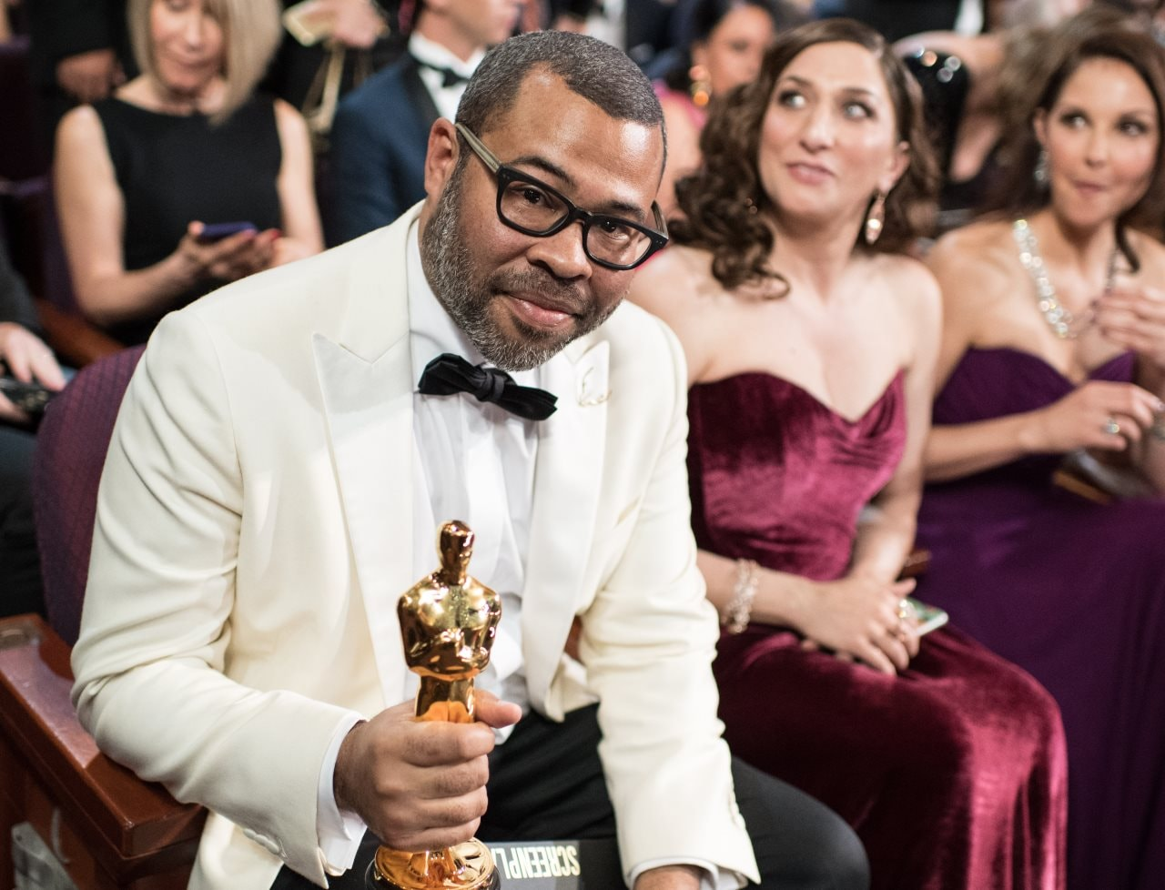 YouTube Signs Jordan Peele for Sci-Fi Comedy Weird City