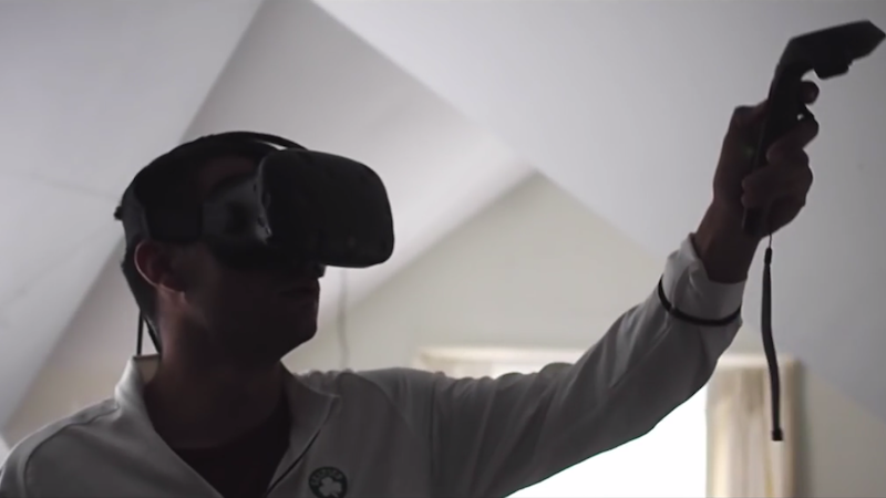 Turning James Joyce's Ulysses Into a Virtual Reality Game