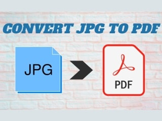 JPG to PDF: How to Convert Image to PDF for Free