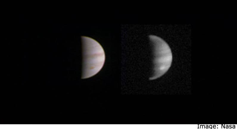 Nasa's Juno Probe Set for Closest Jupiter Flyby This Saturday