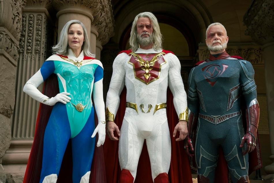 Jupiter's Legacy Trailer Sets Up Netflix's Next Superhero Series From Mark Millar