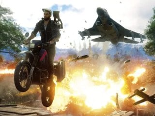 PlayStation Plus Free Games Announced for December: Just Cause 4, Rocket Arena, Worms Rumble