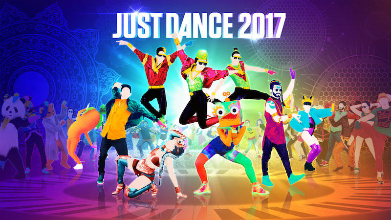 Just Dance 2017 Nintendo Switch Review