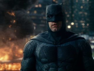 Ben Affleck Still 'Contemplating' Being Batman After Justice League