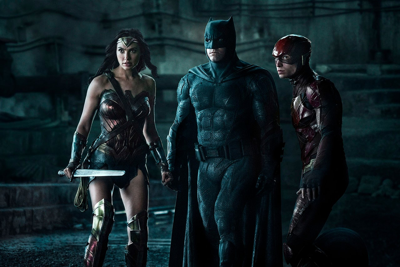 The Trainwreck of Justice League Won't Make DC Hit the Brakes
