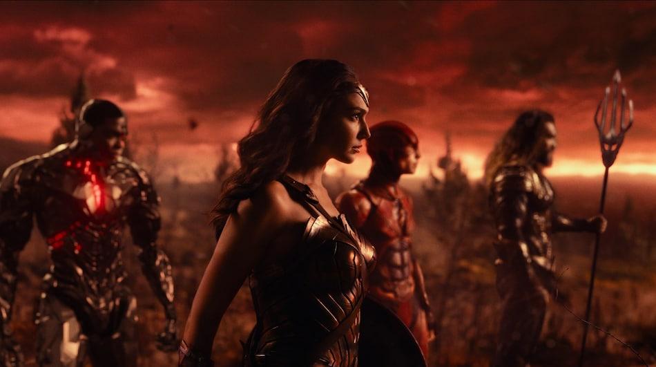 Justice League Snyder Cut Ends on a 'Massive Cliffhanger': Zack Snyder