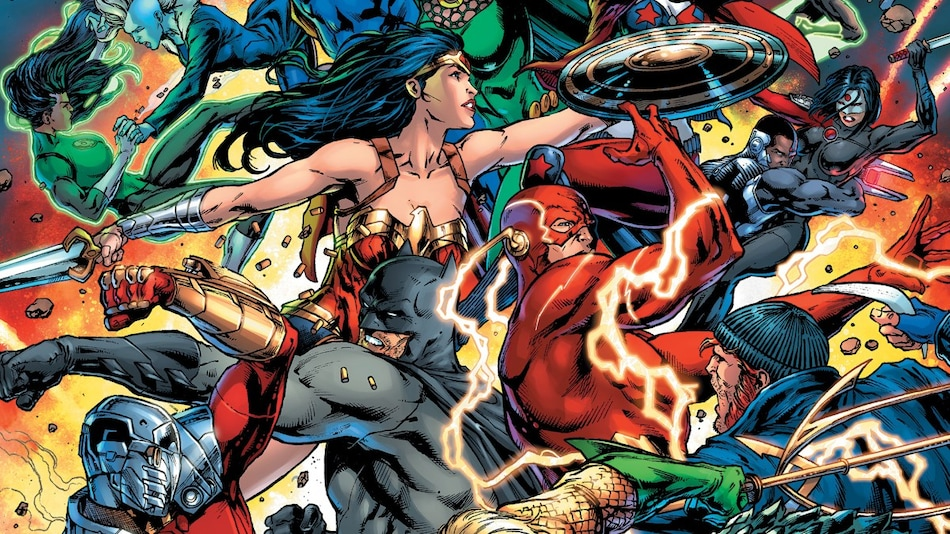 Suicide Squad Game Is Called Suicide Squad: Kill the Justice League