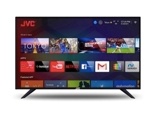 JVC Launches 6 New Smart LED TVs in India, Prices Start at Rs. 7,499