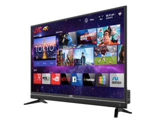 JVC 43N7105C 43-Inch 4K Smart LED TV With Quantum Backlight Launched in India, Priced at Rs. 24,999