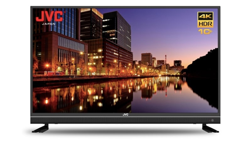 JVC Launches 6 New Smart LED TVs in India, Prices Start at