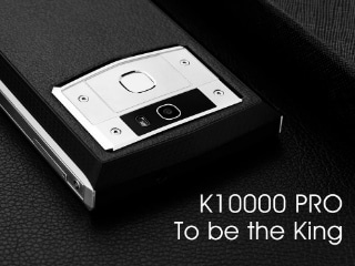 Oukitel K10000 Pro With 10000mAh Battery, Fingerprint Sensor Expected in June
