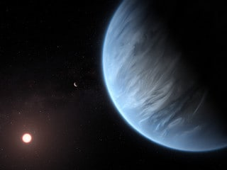 Water Vapour Found on Potentially Habitable Planet, Scientists Say