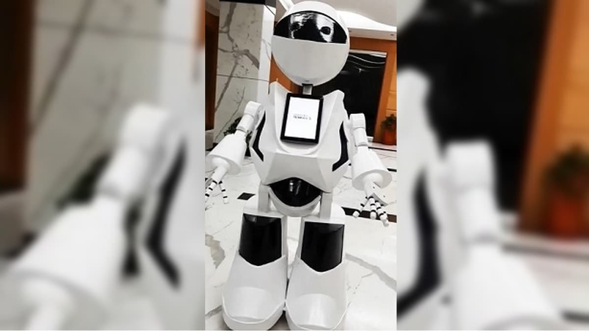 Tech Mahindra Unveils K2, Its AI-Based Human Resource Humanoid