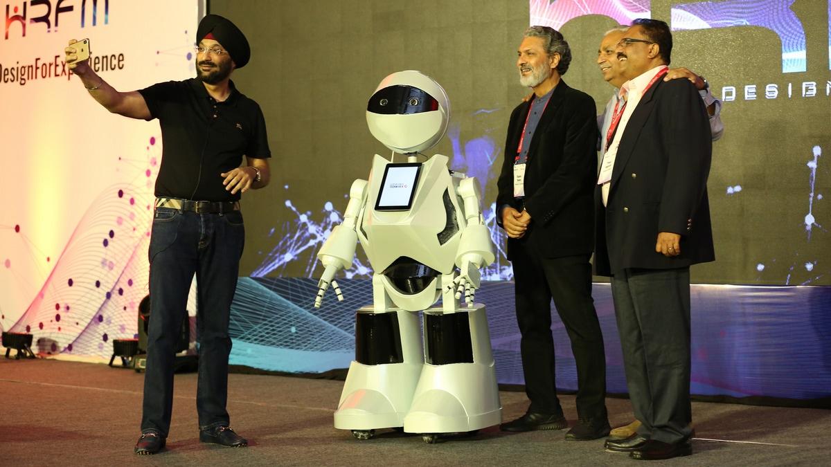 Tech Mahindra Unveils K2, Its AI-Based Human Resource Humanoid