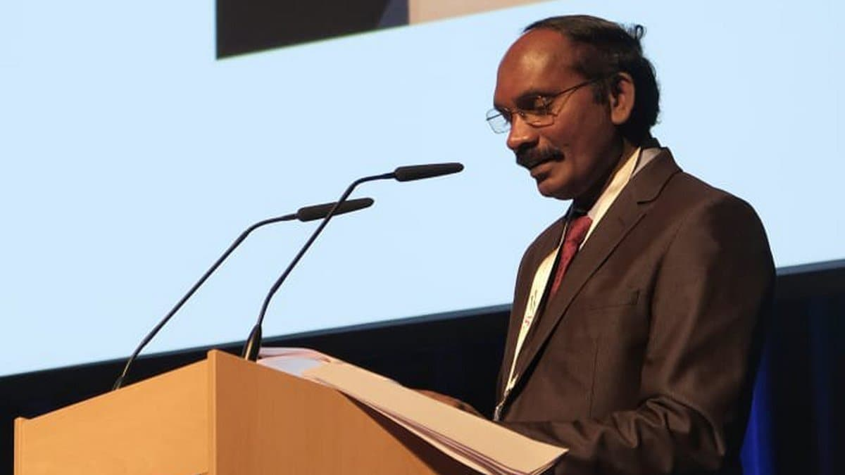 ISRO Chairman K Sivan Defends India's Space Programme, Says India Is Not Poor