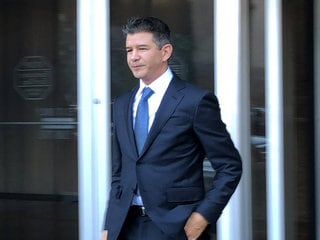Ex-Uber CEO Kalanick Weaves Tale of Google Betrayal in Legal Battle