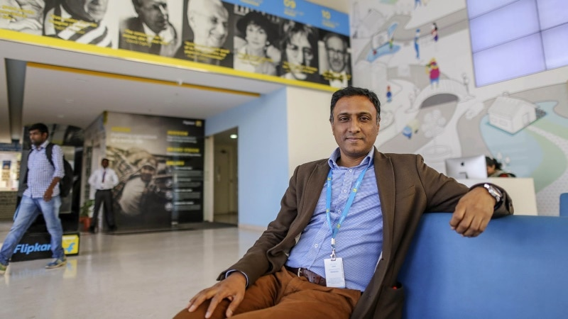 Flipkart Once Again Said to Be Looking to Raise $1.5 Billion
