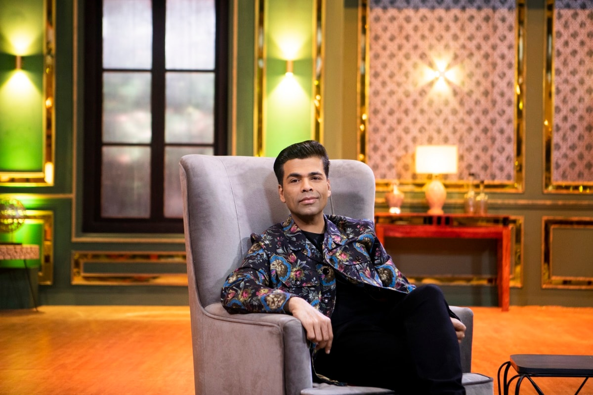 Netflix Announces Dating Reality Show 'What The Love? With Karan Johar'