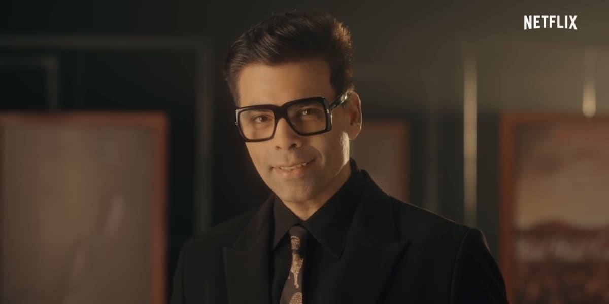 Netflix, Karan Johar's Dharmatic Sign Long-Term Deal for Fiction, Non-Fiction Series and Films