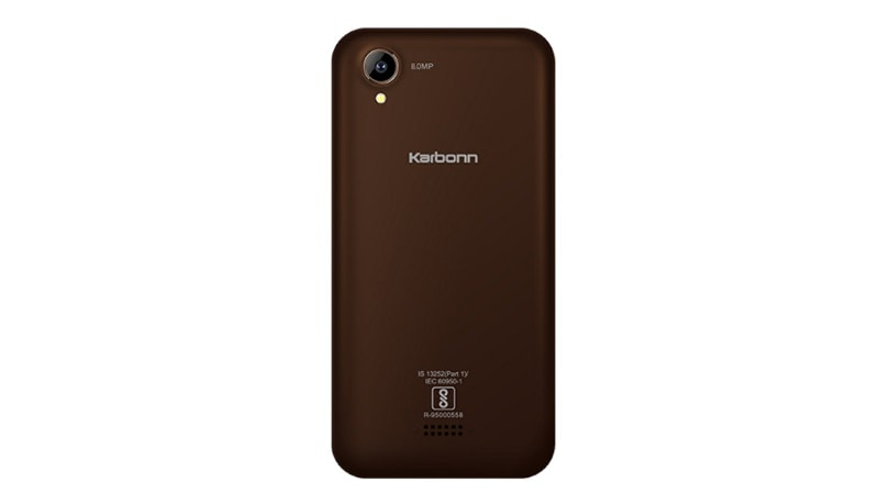 Karbonn Aura 4G With 4G VoLTE Support Launched at Rs. 5,290