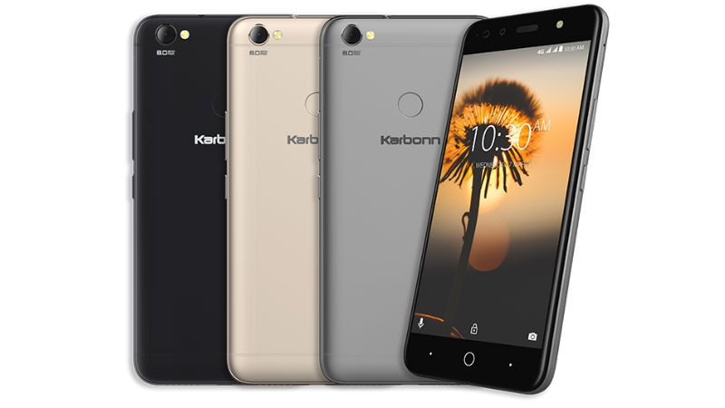 Karbonn Frames S9 With Dual Selfie Cameras Launched in India: Price, Specifications