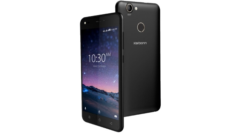 Karbonn K9 Smart Grand With 4G VoLTE Support, Android 7.0 Nougat Launched in India: Price, Specifications