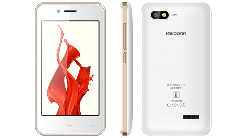 Idea Offers Up to Rs. 2,000 Cashback on Karbonn Smartphones and Feature Phones