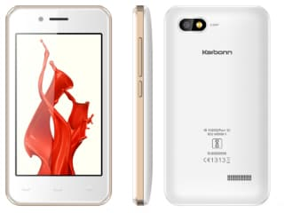Karbonn A41 Power With 4G VoLTE Support Launched in India: Price, Specifications