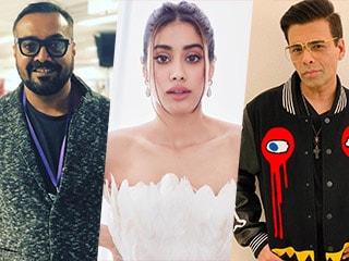 CAA and NRC Protests: Janhvi Kapoor, Karan Johar, Anurag Kashyap on What Artists Should, Shouldn't Do