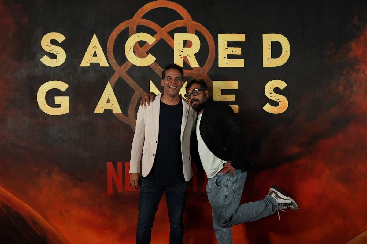 kashyap motwane sacred games Sacred Games