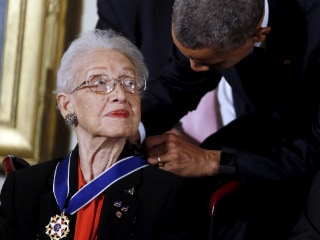 Katherine Johnson, Black NASA Mathematician Portrayed in 'Hidden Figures', Dies at 101