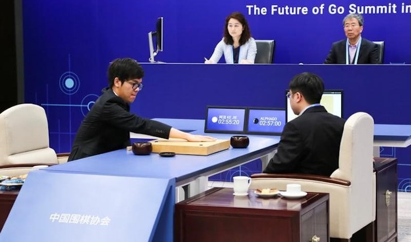 Google's AlphaGo DeepMind AI Beats Human Champion Ke Jie Again, Wins Series