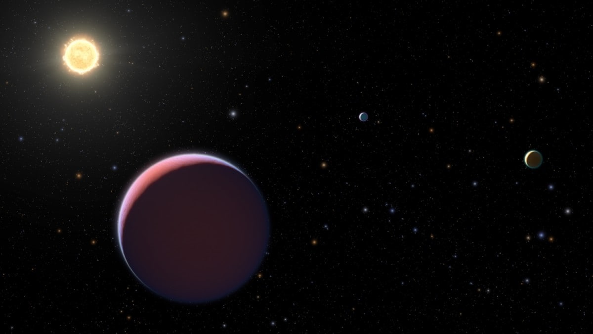 Researchers Find New 'Super-Puff' Planets With Density Lesser Than Cotton Candy