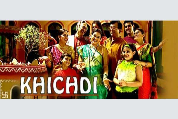 Khichdi on Star Bharat