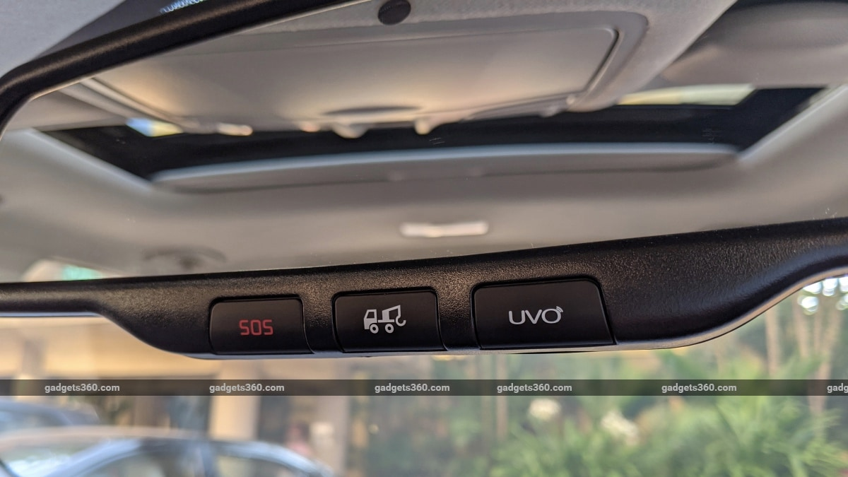 kia uvo mirror controls Kia  Kia UVO