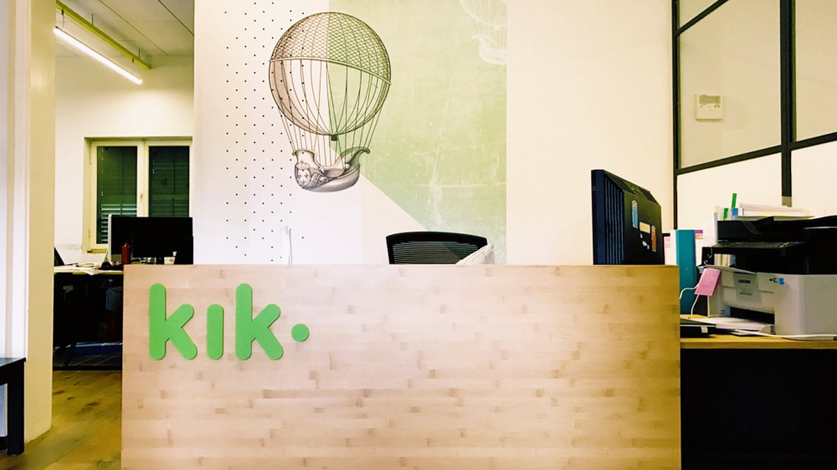 Kik Sued by US SEC for 'Illegal' Initial Coin Offering