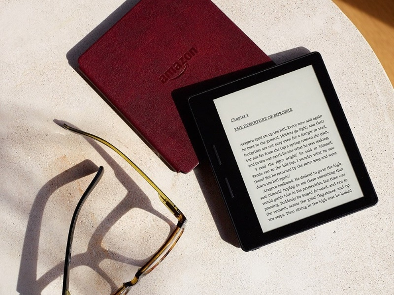 Amazon Launches Kindle Digital Books in 5 Indian Languages