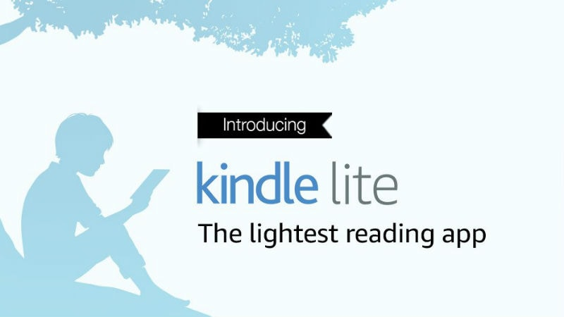 Amazon Kindle Lite app for slow internet connection launched in India