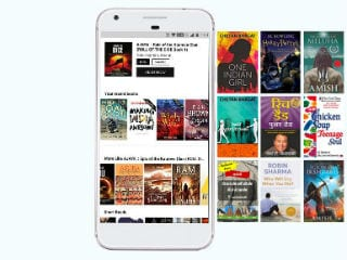 Amazon Kindle Lite App Weighing Less Than 2MB Launched as India-First Product
