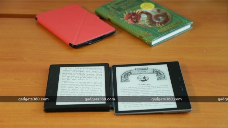 Kindle Oasis (2017) Review | NDTV Gadgets360 com