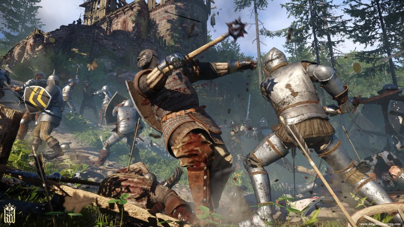Kingdom Come: Deliverance PS4 Day One Patch Download Size ...