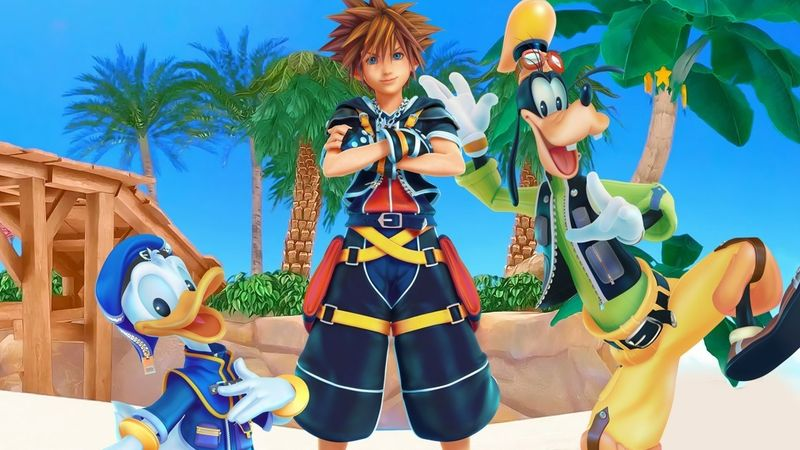 Kingdom Hearts 3 Leaked on Facebook Marketplace Six Weeks Before Release Date
