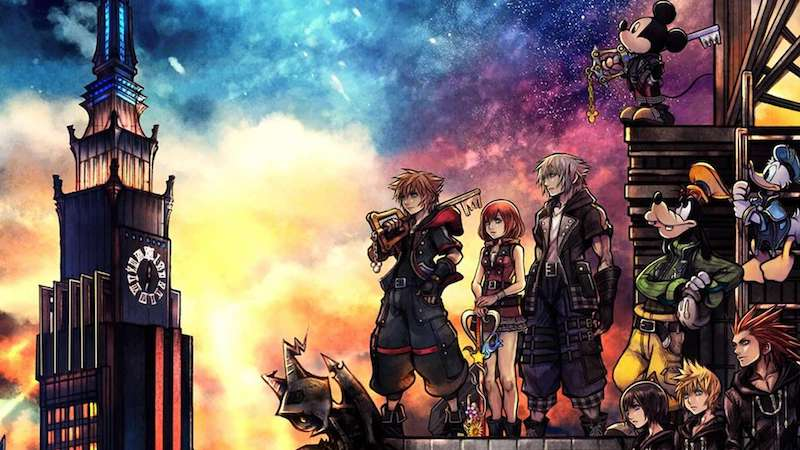 Here's Why Kingdom Hearts 3 Doesn't Have Star Wars or Marvel Characters and Worlds