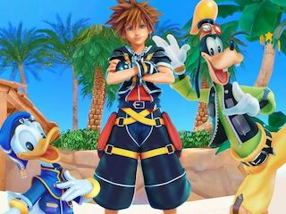 Kingdom Hearts 3 Is Ready for Release: Square Enix