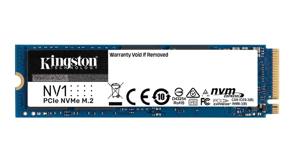 Kingston NV1 NVMe PCIe SSD Launched: Here's What You Need to Know
