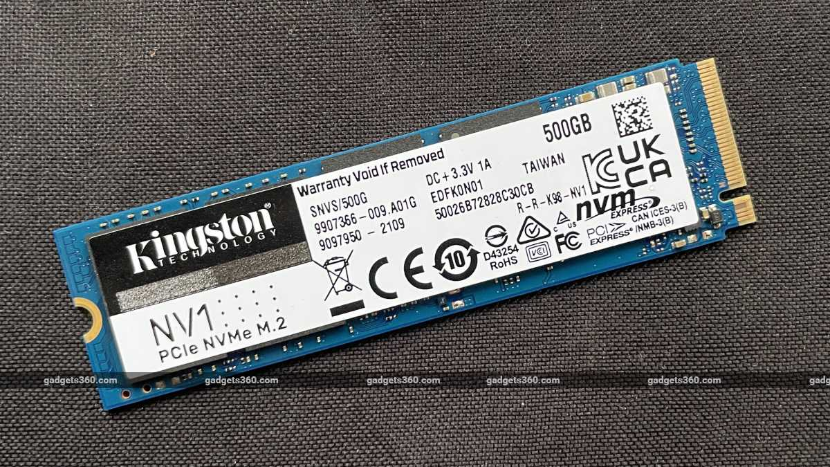 Kingston NV1 NVMe SSD (500GB) Review: Good Performance, But Questions Remain