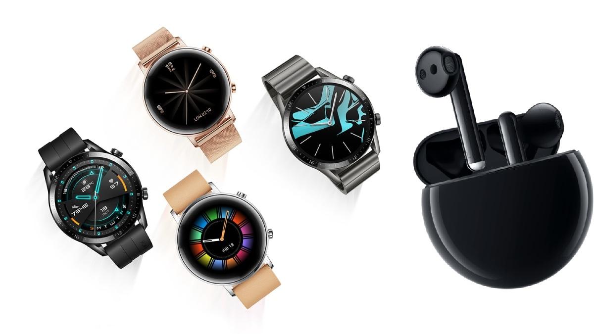 Huawei to Launch Headphones, Smart Eyewear With Kirin A1 Chip: Report