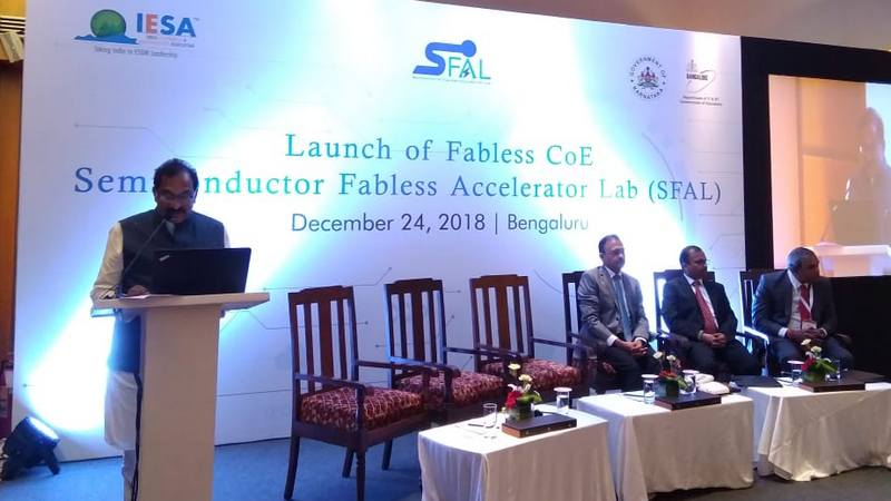 IESA Opens Bengaluru Lab to Incubate Chip-Designing Startups in India