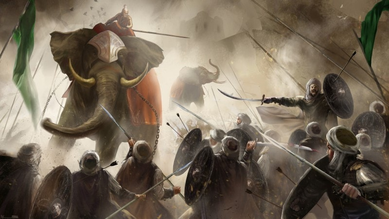 Witcher 3-Inspired Indie RPG 'Knights of Light' Kickstarter Campaign Launched