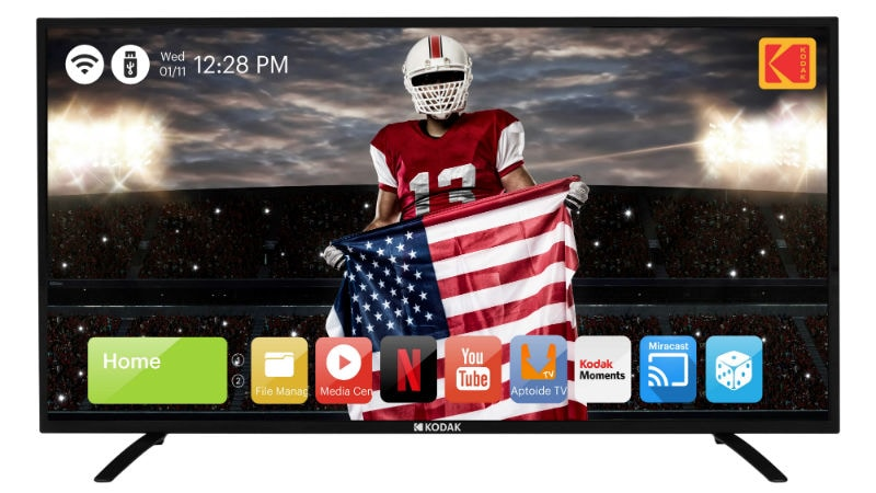 Kodak 4K 50UHDXSMART LED TV Launched in India: Price, Specifications